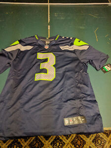 Brand New  Limited Seahawks Jersey!