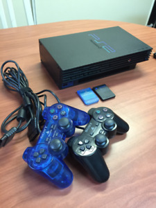 Playstation 2 PS2 kit bundle avec jeux games