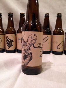 Custom Labels for Mason Jars, Beer Bottles and other Contatiners