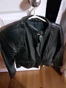 Ladies Small motorcycle jacket
