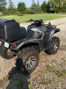 2016 Yamaha Grizzly 700EPS