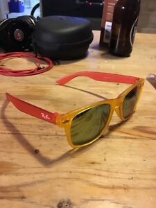 Ray Bans for sale $100 great condition  Kingston Kingston Area image 1