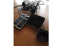 BT Xenon twin phones