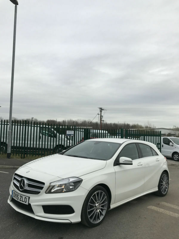 2015 15 Mercedes-Benz A180 1.5CDI ( 109bhp ) AMG Sport - Fianance Available