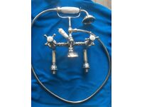 (RRP £610) BC Sanitan Bath Shower Mixer Taps