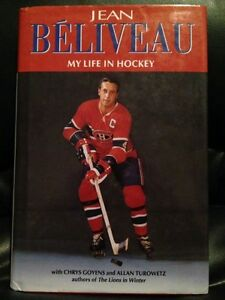 Jean Beliveau, my life in hockey