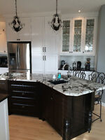 Custom Kitchens and Renovations