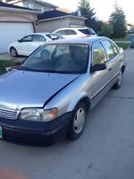 Toyota Tercel '99 IDEAL Student/Family Car