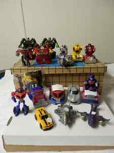 Transformers Lot For Kids!!!!