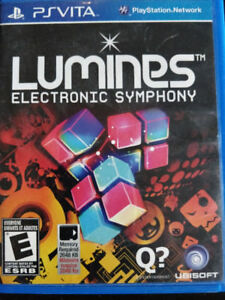 Lumines - Electronic Symphony - PS Vita Game