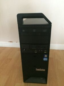 ordinateur serveur thinkstation intel xeon disque dur 1 to