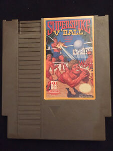 Super Spike V'Ball for Nintendo NES