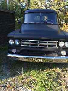 1958 dodge panel truck