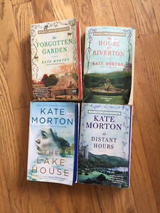 Kate Morton Books Asking $15 for all four