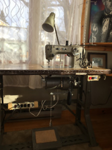 Omega 430 Industrial Sewing Machine