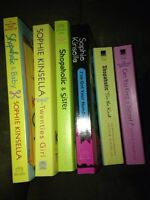 Shopaholic books