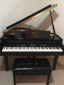Baby Grand Electric Piano