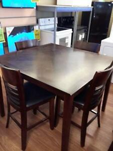 *** USED *** MAZIN FURNITURE TOMLIN 5PC DINETTE   S/N:51219076   #STORE527