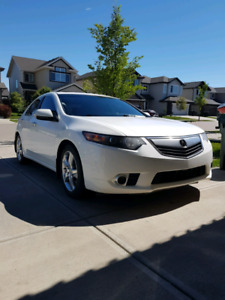 2012 Acura tsx 2.4l 6speed