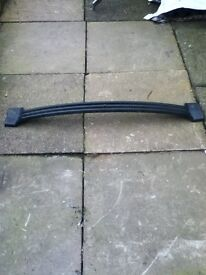 Mg zr front crash bar