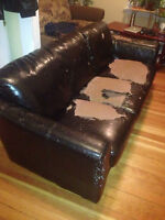 Free couch-pick up only!