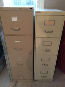3 Drawers filing