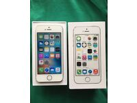 iPhone 5S EE virgin silver 16GB Excellent condition