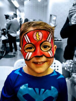 Face Painting, Balloons Twisting, Caricatures, Cotton Candy 
