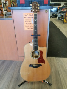 Taylor 810CE Electric-Acoustic