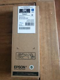 New Epson T9441 black ink