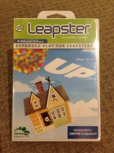 Leapster game