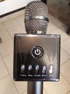 Wireless Karaoke Microphone-H8,Handheld Portable Bluetooth