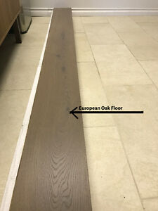 Engineered European Oak Floor