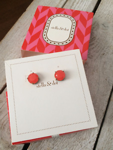 Stella & Dot Earrings, new!
