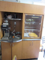 Restaurant Coffee Pastry Cabinet for $50!!!!