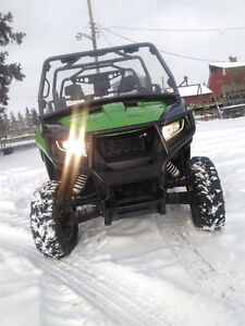 2016 Arctic Cat HDX 700 Crew Side by Side