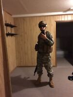 Airsoft kit!! Everything you need!