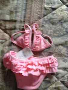 NEW baby girl swimming suit size 12M. AVAILABLE Gatineau Ottawa / Gatineau Area image 1