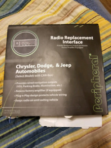 Jeep/Chrysler/dodge stereo interface
