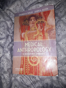 MEDICAL ANTHROPOLOGY TEXTBOOK