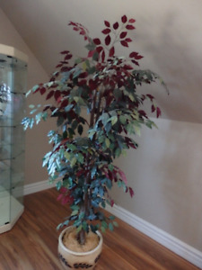 Grands arbes décoratifs 2m de haut / 6.24pieds