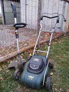 Electric Lawnmower & Weed Trimmer Peterborough Peterborough Area image 2