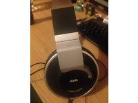 AKG K551 Reference Headphones black