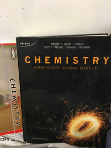 Chemistry Book for sale