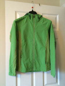 Columbia spring and fall hooded jacket