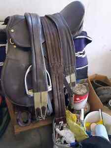 English saddle 100 obo