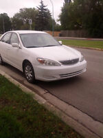 2003 Toyota Camry LE Sedan PRICE REDUCED!!!
