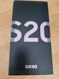 Samsung S20, Unlocked, Dual Sim, Cloud Pink