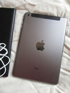 iPad mini-2nd Gen. ((wifi + cell))