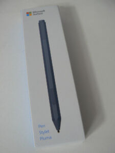 Microsoft - Surface Pen - Cobalt, like new condition in box
